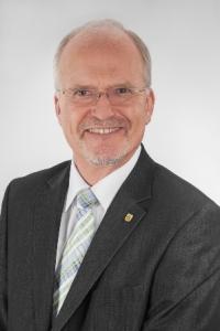Landesvorsitzender Bürgermeister Wolfgang Faisst